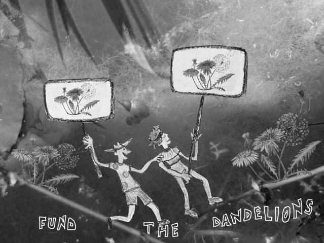 Fund the Dandelions